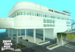 Centro medico de san fierro