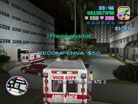 Gta-vc paramedico