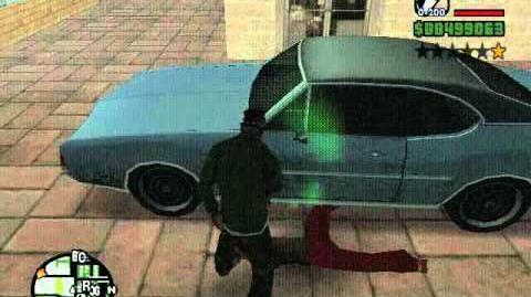 Como pintar un carro en GTA SAN ANDREAScon un bote de spray ( no es un cleo mod )