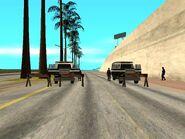 Barricada Swat
