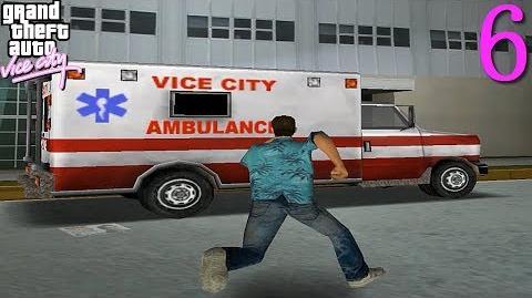 GTA Vice City - Episodio 6 Misiones de paramédico