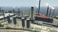 Globe Oil refineria