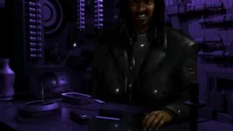Grand Theft Auto - Marcus