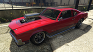 Sabre Turbo-GTAO-NPCModified-Red