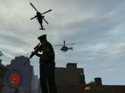 Francotirador policial
