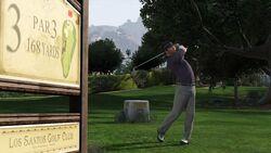 Mickey Golf