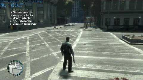 Video - Vídeo del Simple Native Trainer GTA IV | Grand Theft