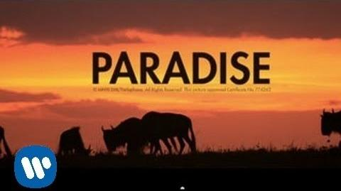 Coldplay - Paradise