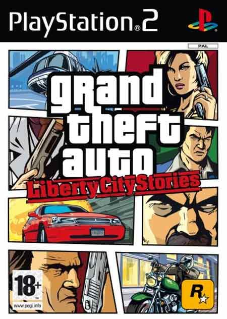Misiones De Grand Theft Auto Liberty City Stories Grand Theft