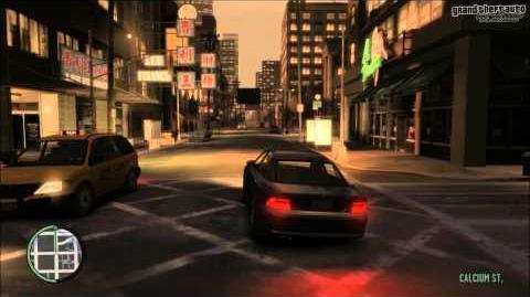 GTA IV Mission Lure