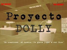 ANUNCIO proyecto Dolly