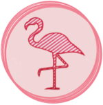 Flamingo-avatar icon