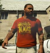 Franklin 100%