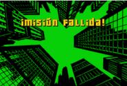 Misión Fallida GTA Advance