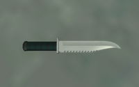 Cuchillo GTA IV