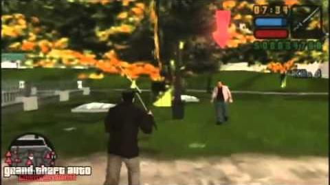 GTA Liberty City Stories Mission 51 - Crazy 69' (PSP)