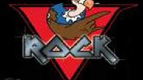 GTA Vice City Stories Radio - V-Rock - Kiss - Lick It Up