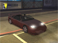 Super GT con aleron incluido