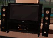 Television moderna en GTA VCS