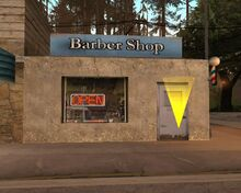 Barber Shop D