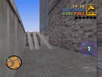 GTA III Masacre 18A
