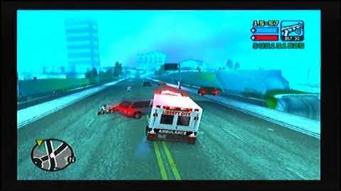 GTA LCS PS2 MISIÓN 61 MORGUE PARTY RESURRECTION