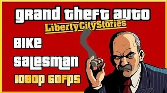 GTA Liberty City Stories - Vendedor de Motos - 1080p 60FPS