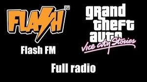 GTA Vice City Stories - Flash FM Full radio
