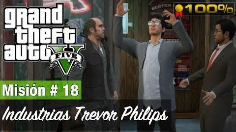 "Grand Theft Auto V - ""Industrias Trevor Philips"""