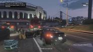 La policía se dará cuenta del robo