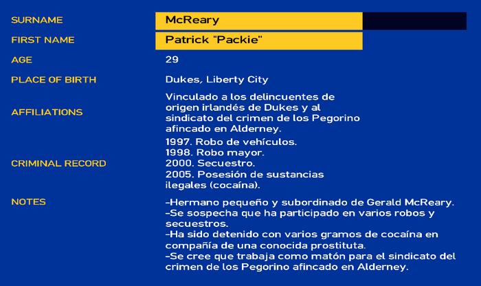 Patrick mcreary