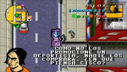 Vendedor (A) misión