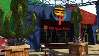 Burger Shot Del Perro Pier