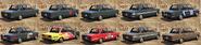 Cheburek pinturas atrás GTA Online