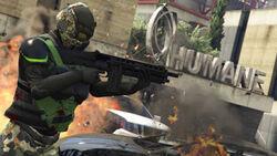 GTA Online - Duro de cazar V