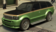 Huntley Sport GTA IV Jamaican front