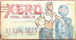 Viejo poster de Xero