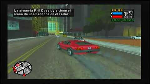 GTA LCS PS2 MISIÓN 40 FALSE IDOLS