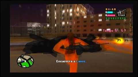 GTA VCS PS2 MISIÓN 51 BLITZKRIEG CONTRAATACA