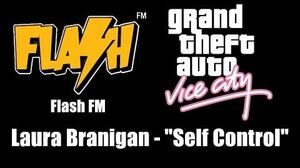 "GTA Vice City - Flash FM Laura Branigan - ""Self Control"""