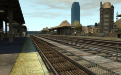Lynch Street Station GTA IV
