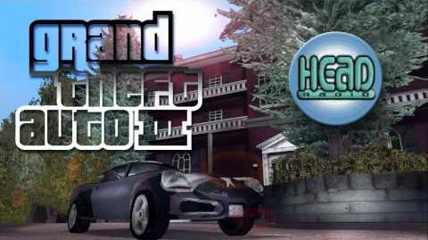GTA III - Head Radio **Dil-Don't - Stripe Summer**