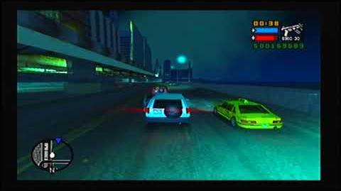 GTA LCS PS2 MISIÓN 53 SHOOT THE MESSENGER