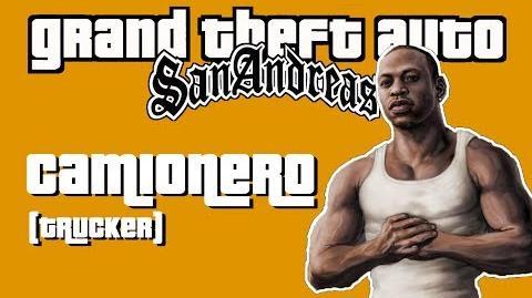 GTA San Andreas PS4 - Misiones de Camionero