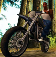 GTA san andreas sanchez beta