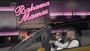 Luis y Tony en Bahamas Mamas