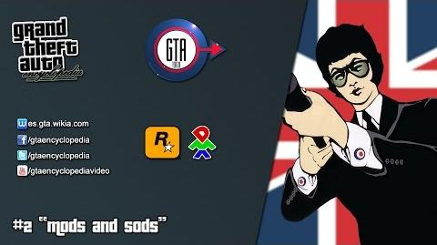 """Grand Theft Auto London 1969 - 2 """"Mods and Sods"""""""