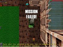 Mission Failed GTA London