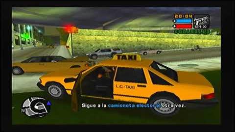 GTA LCS PS2 MISIÓN 45 COUNTERFEIT COUNT