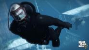 Gta 5 trevor bajo el agua